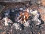 Projekt Feuerstellenreinigung 2012; Falcons & The Ghosts